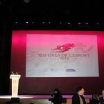 XIII Gala de l'Esport 2014